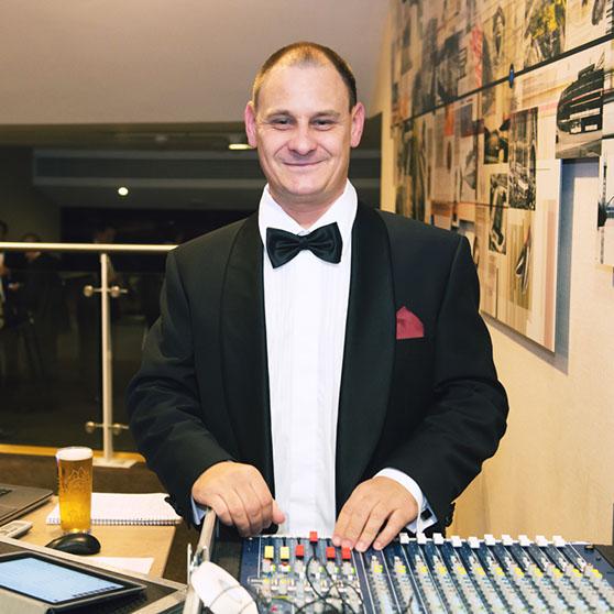 staff member. Jon Barham. Production Manager/ Head of IT