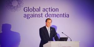 Dementia Summit. Prime Minister David Cameron