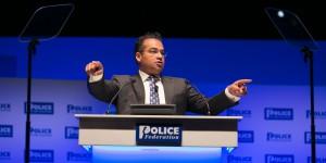 Police Federation speaker