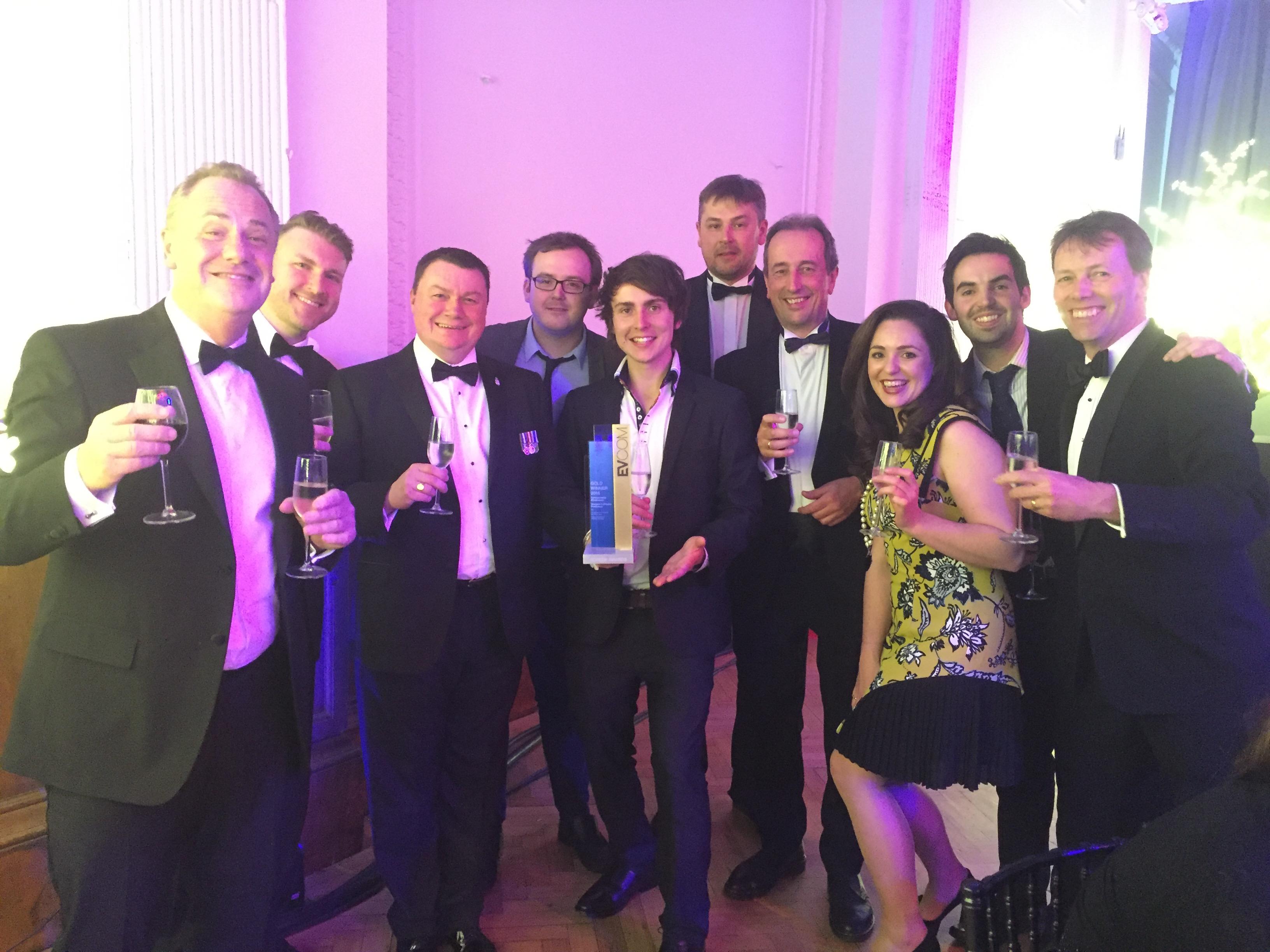 EVCOM Winners 2016